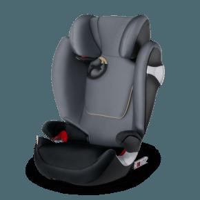 Cybex Solution M-Fix Autostol - Graphite Black (Til isofix og/eller sele montering)