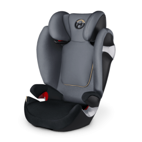 Cybex Solution M Autostol - Graphite Black (Til sele montering)