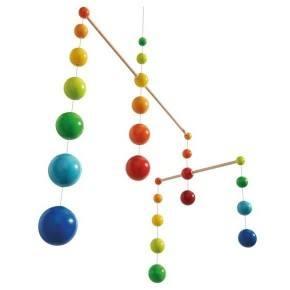 Haba Mobile Rainbow Balls Uro
