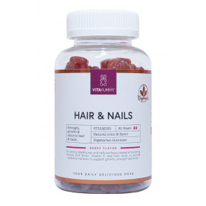 Hair & Nails Vitaminpiller