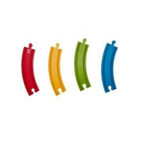 HAPE Hape Rainbow Track Pack Legetøj