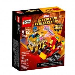 LEGO Super Heroes Iron Man mod Thanos - 76072