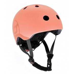 Scoot and Ride Helmet S-M hjelm - peach