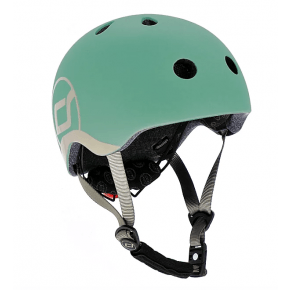 Scoot and Ride Helmet XXS-S hjelm - forest