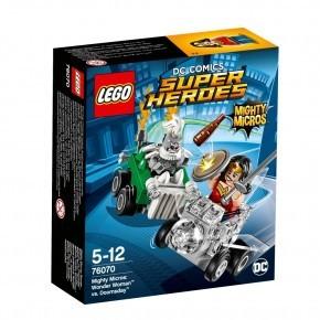 LEGO Super Heroes Wonder Woman vs Doomsday - 76070