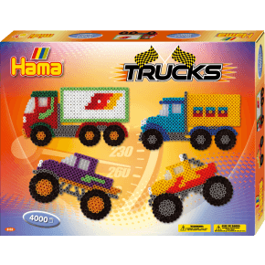 Hama midi gaveæske Trucks /12