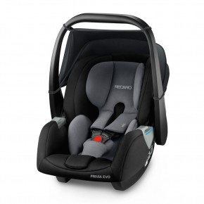 Recaro Privia Evo Autostol - Carbon Black/Grey