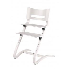 Leander Højstol u/bøjle - Hvid