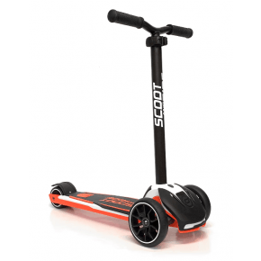 Scoot and Ride Highwaykick 5 løbehjul - red