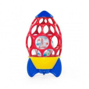 OBALL Oball Ratting rocket Babylegetøj