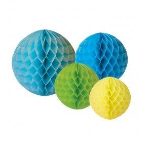 JaBaDaBaDo Honeycombs - Blå