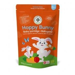 Woodland Wonders - Hoppy Bunny, 180 G. Øko Babymad