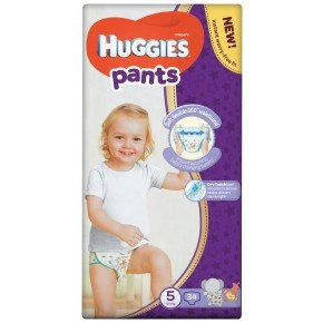 Huggies Pants - str. 5, 12-17 Kg.