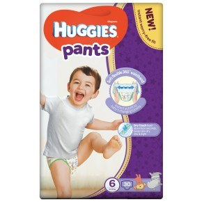Huggies Pants - str. 6, 15-25 Kg.