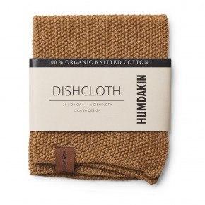 HUMDAKIN Knitted dishcloth - Wood