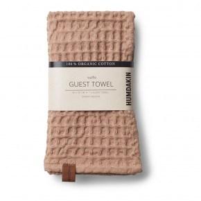 HUMDAKIN Waffle Towel - Latte