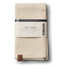 HUMDAKIN Organic Tea Towels, 2-pack - Sand