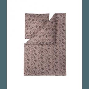 Sofie Schnoor babysengetøj - Rosa hunde-print