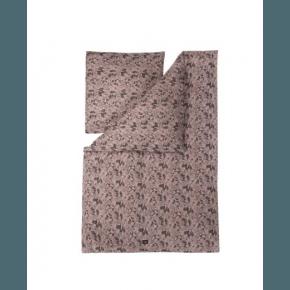 Sofie Schnoor Juniorsengetøj - Rosa hunde-print