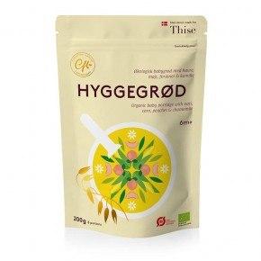 Woodland Wonders Hyggegrød, 200 G. ØKO Babymad