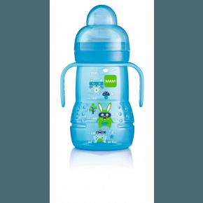 MAM Sutteflaske 220ml - Blå