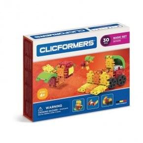 Clicformers Basic 30 set - Konstruktionssæt