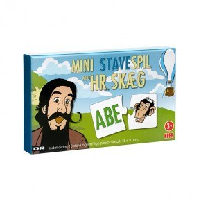 Krea Hr. skæg minispil - Stave Spil
