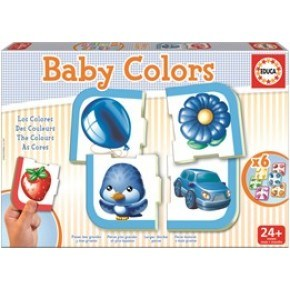 Educa - Baby Colors (6 x 4 pcs)