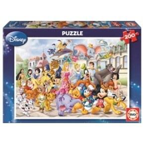 Educa -  Disney Parade (200 pcs)