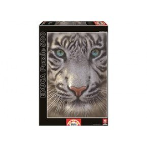 Educa - White Tiger (500 pcs)