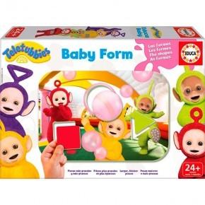 Teletubbies Baby Form Puslespil - Educa