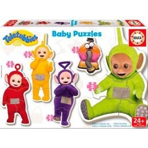 Teletubbies Baby Puslespil - Educa