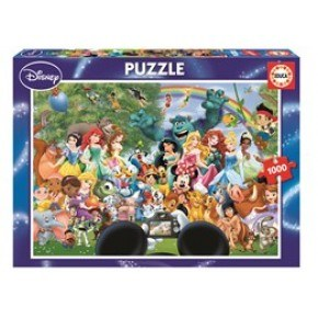 Educa - The MarvellousWorld of Disney (1000 pcs)