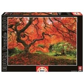 Educa - Japanese Garden (1500 pcs)