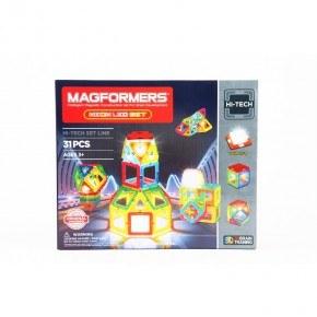 Magformers Neon LED sæt
