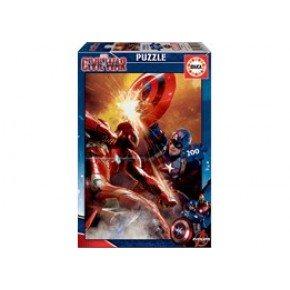 Educa - Captain America: Civil War (200 pcs)
