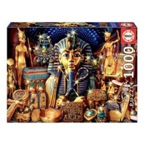 Educa - Treasures of Egypt (1000 pcs)
