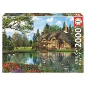 Educa - Lake View Cottage (2000 pcs)