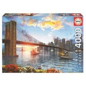 Educa - Brooklyn Bridge (4000 pcs)
