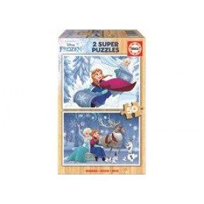 Educa - New Frozen (2 x 50 pcs)