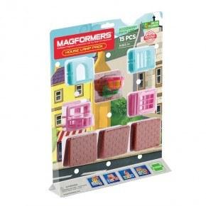 Magformers House Lamp pakke