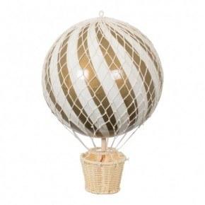 Filibabba Luftballon, 20 cm. - Gold