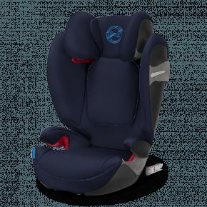 Cybex Solution S-fix autostol (2019) - Indigo Blue