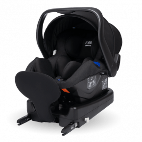 Axkid Modukid Infant autostol - sort