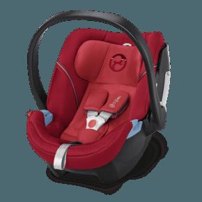 Cybex Aton 5 Autostol - Infra Red (Til isofix og/eller sele montering)