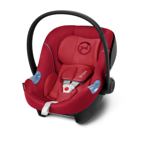 Cybex Aton M Autostol -  Infra Red 2017 (Til isofix og/eller sele montering)