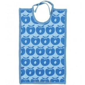 Småfolk Hagesmæk med æbler - Royal Blue