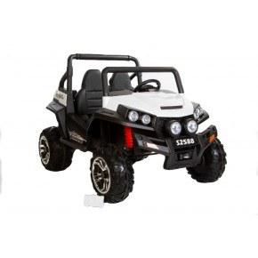 Ride Ons Azeno Jungle Racer 4X4 - Med fjernbetjening