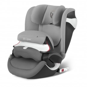 Cybex Juno M-Fix Autostol - Manhattan Grey