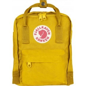 Fjällräven Mini Kånken Rygsæk - Warm Yellow